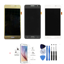 Real 100% Working LCD Display Touch Screen Digitizer Assembly For Samsung Galaxy Grand Prime SM-G530 G530H +With free tools