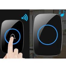 Aterproof Wireless Doorbell Operating at over 900-Feet Range with 38 Chimes Door