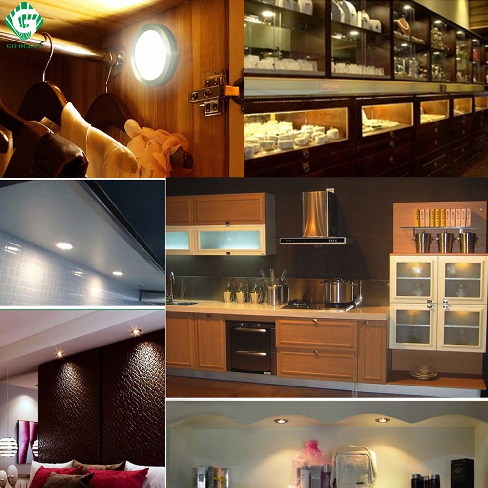 Groß Led Beleuchtung Puck Küche Ideen   Ideen Für Die Küche .