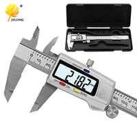 "Measuring Tool Stainless Steel Digital Caliper 6 ""150mm Messschieber paquimetro measuring instrument Vernier Calipers"