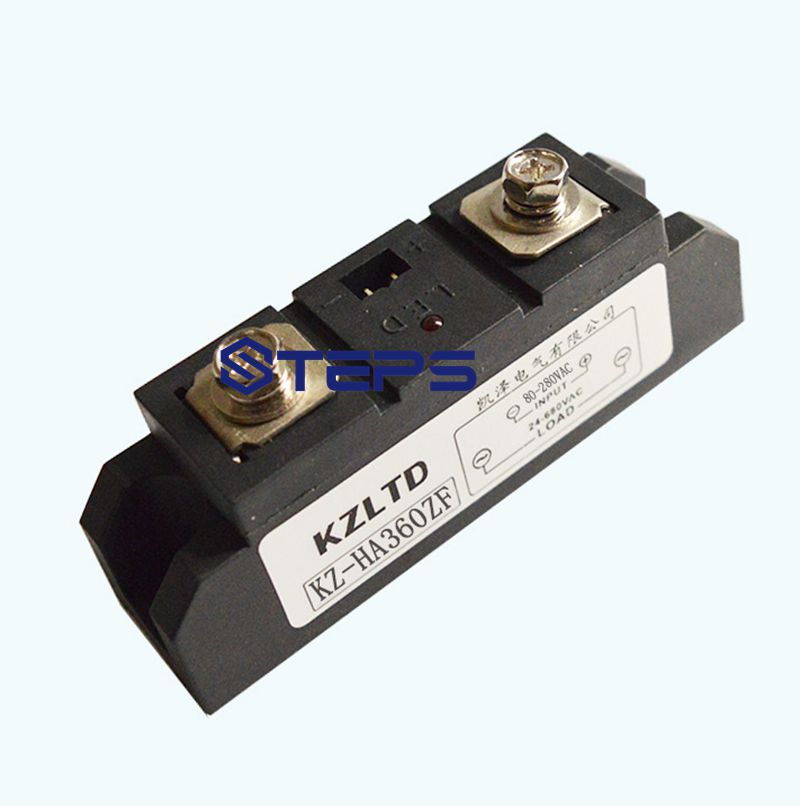 цена на Industrial grade solid state relays 60A AC to AC Non-contact contactor 380V