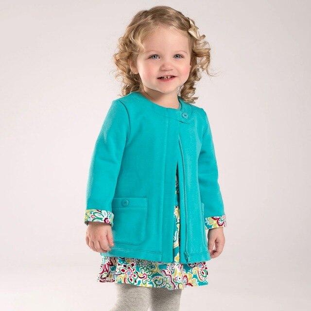 dd1180730 Brand Cotton2016Spring Autumn kid toddler baby girl zipper jacket ...
