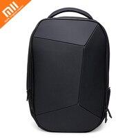 الأصلي Xiaomi المهوس على ظهره 15.6 بوصة الأزياء قدرة كبيرة محمول أكياس بسحاب سفر الأعمال باستخدام للرجال النساء دفتر حقيبة