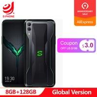Original Global Version Xiaomi Black Shark 2 8GB 128GB Gaming Smartphone Snapdragon 855 6.39 48MP Full Screen BlackShark
