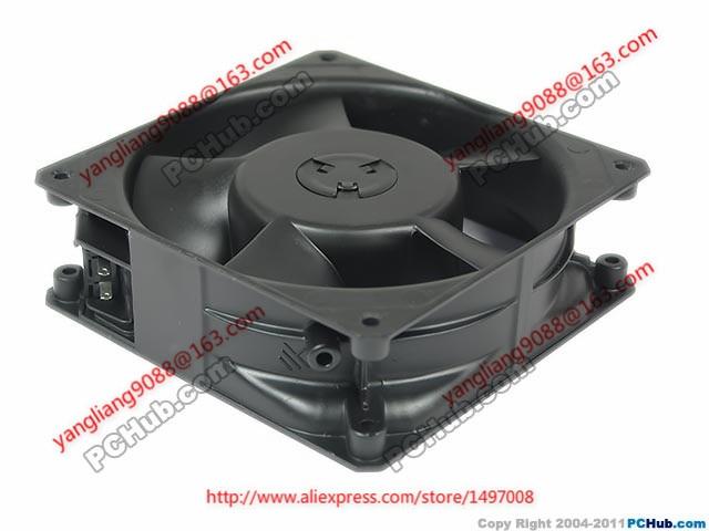 Emacro 125XR, 125XR0281090 AC 220V 125mA   120x120x38mm  Server Square  fan emacro for nonoise a8025h24b server square fan dc 24v 0 095a 80x80x25mm 2 wire