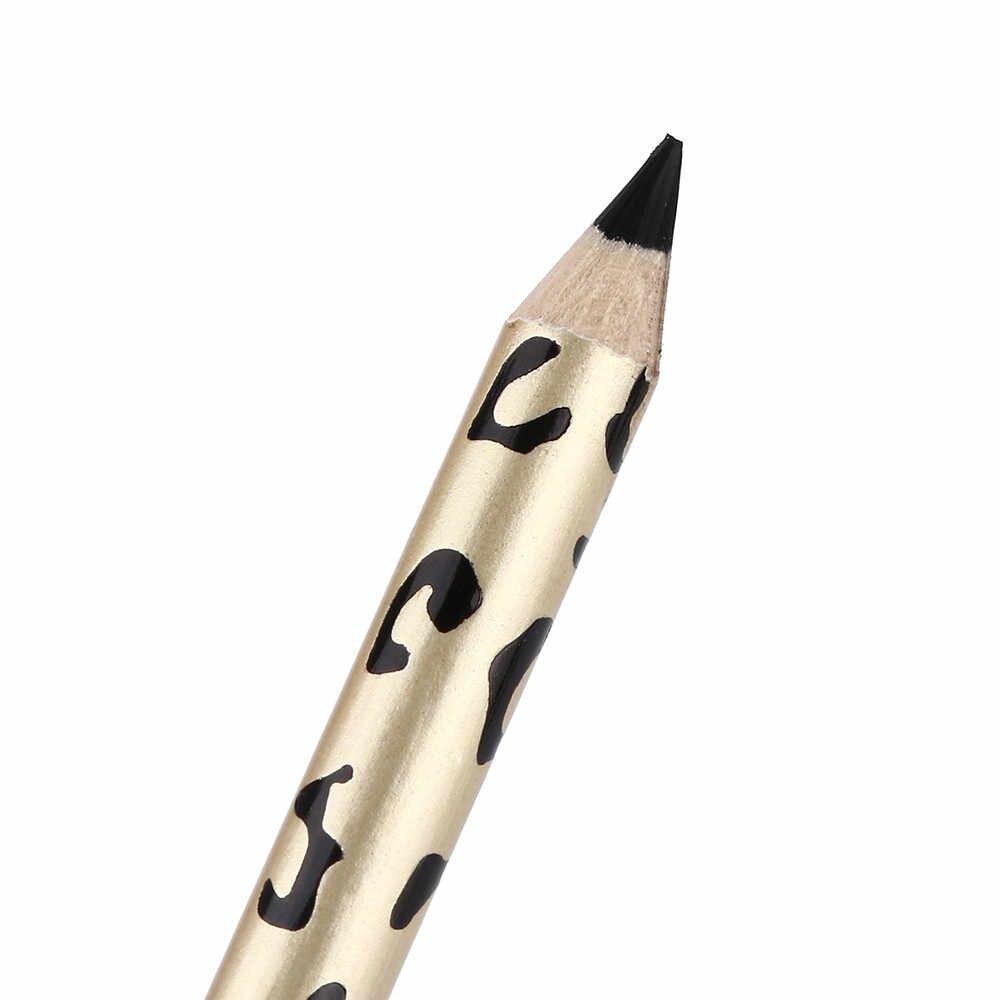 As mulheres negras brown Melhor À Prova D' Água Líquido Eye liner Pen Alta Pigmento Maquiagem de Longa Duração Eyelinernegro y marron