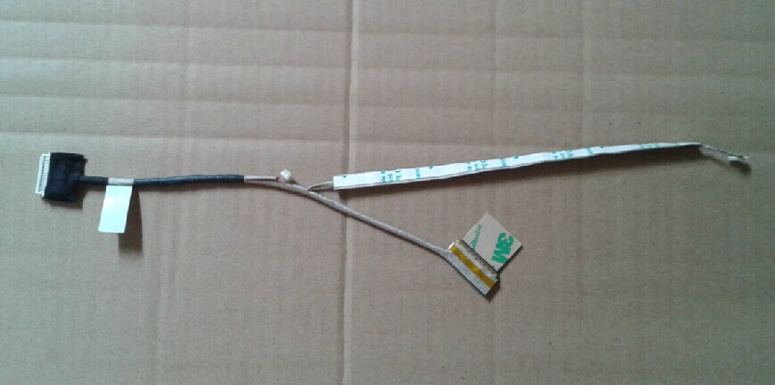 WZSM NEW LCD LVDS vaizdo kabelis Lenovo IdeaPad S100 S110 nešiojamam - Kompiuterių kabeliai ir jungtys