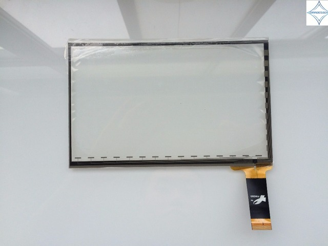 new 7'' inch Touch Screen Digitizer for 7inch Allwinner A13 A23 A10 Q8 Q88 Q8-DH SR ZHC-Q8-057A BSR018 BSR013 161*98mm