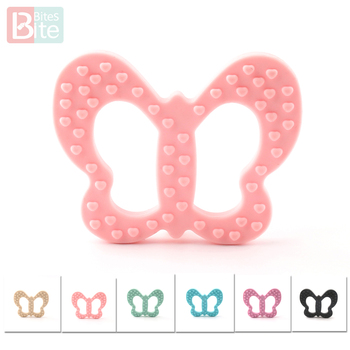bite bites marble silicone teething beads bpa free silicone nursing necklace for mom necklace baby silicone teether baby teether Bite Bites BPA Free Silicone Teether Silicone Pendant For DIY Pacifier Clip And Necklace Soother Chain Teething Toy Baby Teether
