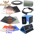 KnightX ND Фильтр Указан Цвет для Cokin P sony 600d 100d d5300 d3100 T5 700d t5i t3i d5500 750d a57 объектива DSLR 1100d 500d 650d 70d
