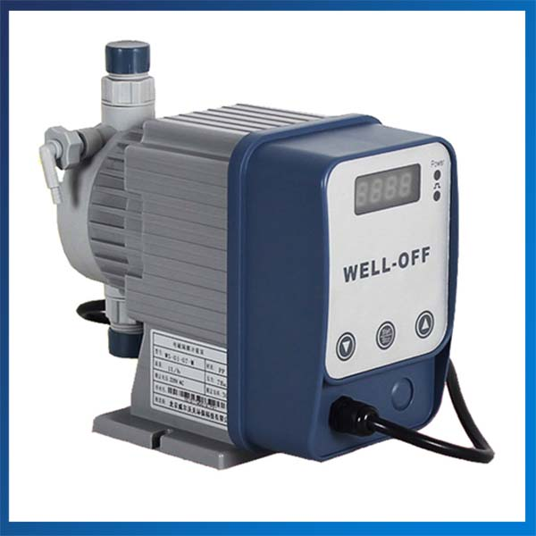WS-01-07-S Corrosion Resistant Dosing Pump Acid And Alkali Corrosion Resistance Quantitative PumpWS-01-07-S Corrosion Resistant Dosing Pump Acid And Alkali Corrosion Resistance Quantitative Pump
