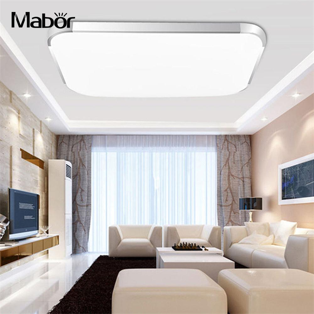 Acrylic 20LED Ceiling Light LED Lamp Security Light Garden Bedroom Kitchen Walkway Simple Energy Saving Ultrathin 36w led kitchen panel light energy saving bright 220v rectangular 600 600integrated chandelieledpanel ceiling lampr