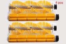 (Para cleaner-a320/a325/A330/a335/a336/A337/a338) repuesto para robot Partes de aspirador principal Cepillos, caucho Cepillos
