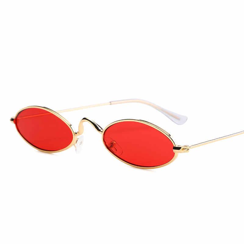 166959f3631 ... Small sunglasses men metal glasses frame 7 colors color lens trend new  2018 SUN GLASS master ...