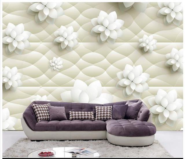 Custom 3d Wallpaper For Walls 3 D Wall Murals Wallpaper Hd Beautiful