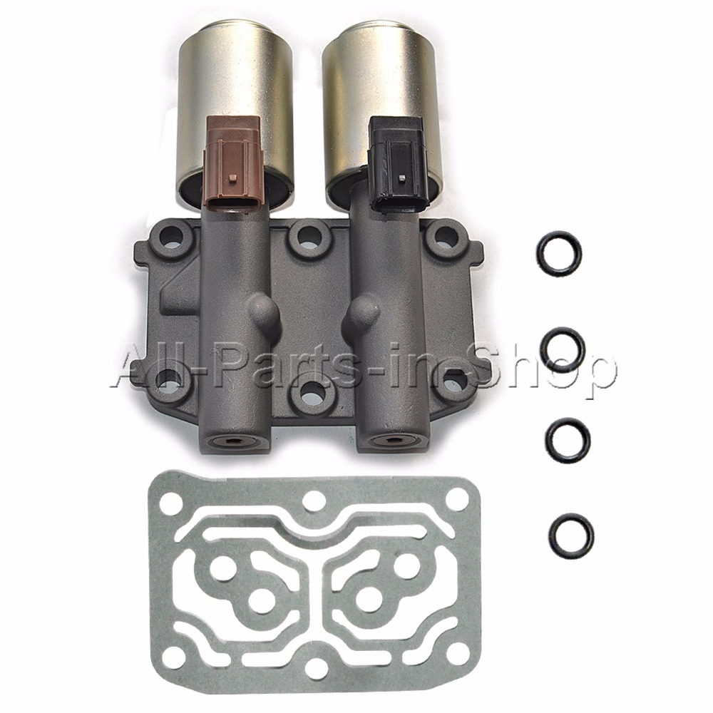 Buy Transmission Dual Linear Shift Solenoid For 1999 Honda Accord Crv Acura Rsx 28260 Prp 014 28260prp014 From Reliable