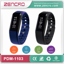 Wireless Fitness Wristband Smart Activity Band Bluetooth 4.0 Calorie Bracelet Pedometer
