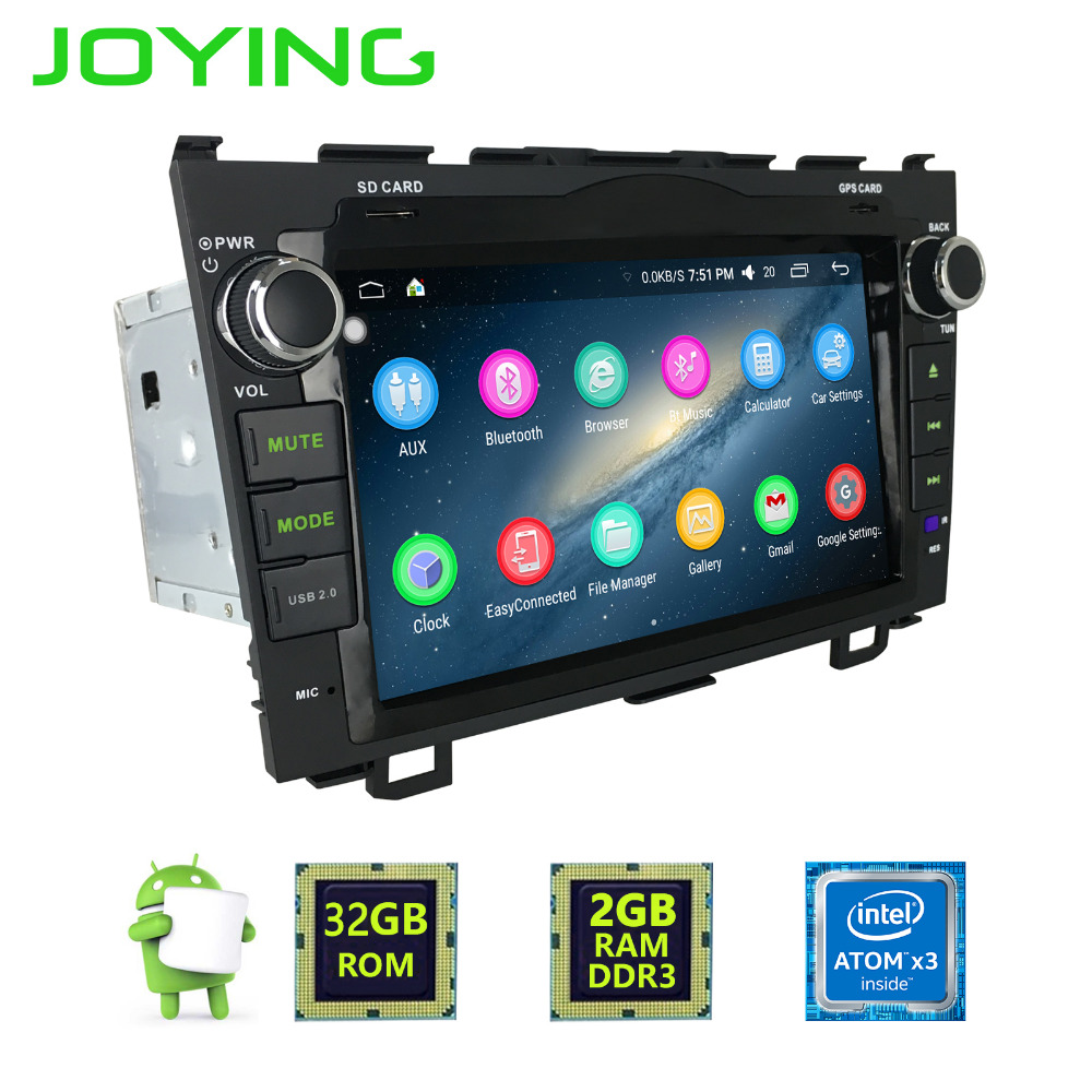 Joying Latest 2GB RAM 2Din Android 6 0 font b Car b font Multimedia system for