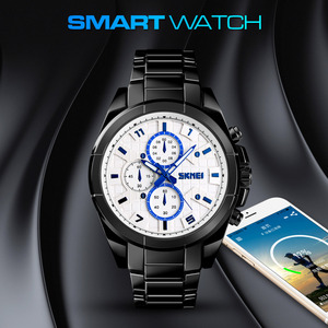 Smart Bluetooth Men Watch Fash