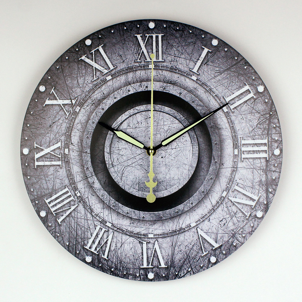 Antique Wall Decoration Watch For Home Decor Warranty 3 ...