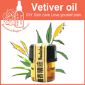 11.11 de descuento bajo! 88% compras Libres 100% vegetal puro aceite de vetiver reino Haitiimports 2 ml cuidado de la piel Aceite Esencial