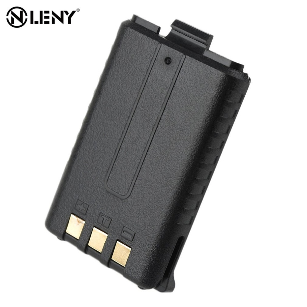 Blue BL 5 1800mAh 7.4V Li-ion Two Way Radio Replacement Battery For UV 5R 5RE 5RA For Baofeng
