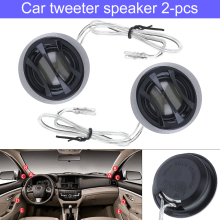 2pcs 12V 150W Tweeter Car Speaker 25mm High Efficiency Dome Loundspeaker Lound speaker for Sound System