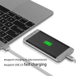 Image 3 - WSKEN Mini 2 Cáp Micro USB Sạc Nhanh Từ Sạc Cho Điện Thoại Samsung Galaxy J5 2017 S6 S7 Edge Xiaomi Redmi note 5 5Plus 4x 5a