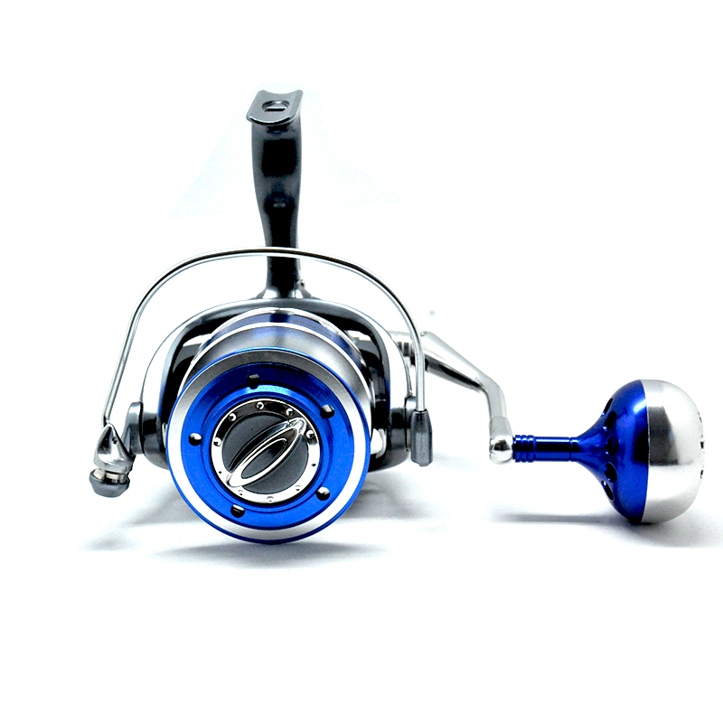 4.7:1 5.5:1 Anti-corrosion 5000 7000 10000 Spinning Fishing Reel Wheel  Drag Max 18kg4.7:1 5.5:1 Anti-corrosion 5000 7000 10000 Spinning Fishing Reel Wheel  Drag Max 18kg