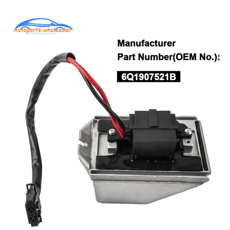 Heater Blower Motor Resistor Resistance For Audi A1 A2 Seat Ibiza IV V Cordoba
