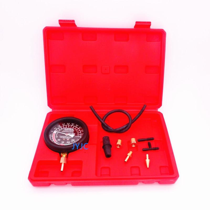 Image 5 - Automotive Engine Vacuum Gauge Intake Manifold Negative Pressure Detection Car Repair Diagnostic Tools TU 1-in Pressure & Vacuum Testers from Automobiles & Motorcycles