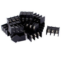 30 Pcs 3 Way PCB Screw Terminal Block Connector 9 5mm For 12 22AWG Wire