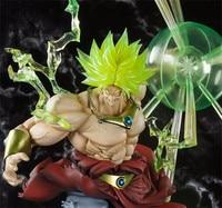 NEW 32cm Dragon Ball Broli Broly Super Saiyan Action figure toys doll Christmas gift no box