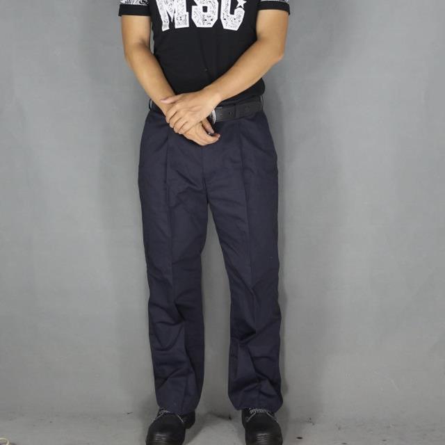Calças de trabalho Dos Homens De Alta qualidade-resistente ao Desgaste macacão calças compridas soltas casual calça de carga de trabalho Plus Size calças ao ar livre trabalhando