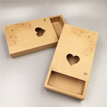 20Pcs/Lot Multi Style Kraft Drawer Candy Boxes For Guests Wedding Birthday Favors Gift Packaging Bag Lovely Supplies Storage(China)