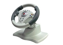 simulation car automobile racing video pc game steering wheel free shipping