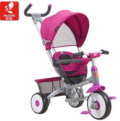 Los niños multifuncionales triciclo triciclo de niños en bicicleta de tres ruedas cochecito de bebé cochecito de niño Del bebé