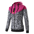 Весна Осень новый женский куртка с капюшоном куртка Женщин Моды Случайные Тонкий Ветровка Молния Пальто Бесплатная Доставка