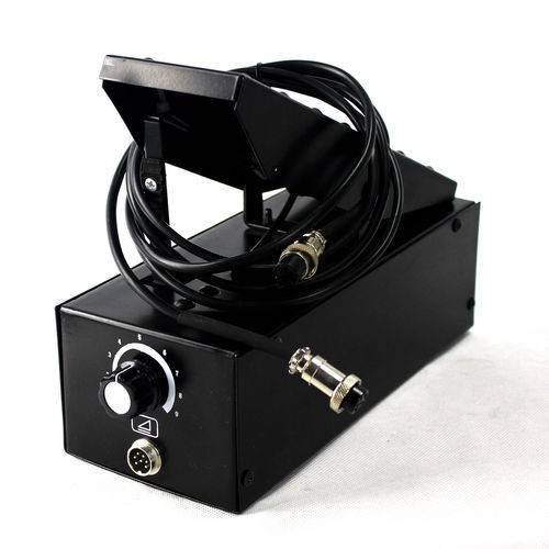 Free shipping  new LMM welder machine welding foot pedal control current for tig/mig/plasma cutter cnc soldering iron mig wire feeder motor 76zy02a dc24v 18m min for mig welding machine