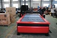 Plasma cutting machine for metal plate 63AH huayuan supplier