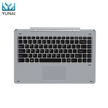 Yunai для chuwi hi13 док клавиатура 120 градусов вращающийся вал клавиатура для 13.5 дюймов chuwi hi13 tablet pc новый планшетный клавиатура