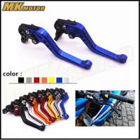 MKMOTO 2pcs CNC Motorcycle Accessories Short Adjuster Brake Clutch Levers For YAMAHA YZF R1 R1M 2015
