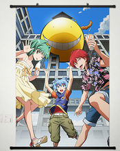 Wall Scroll Poster Painting for Anime Assassination Classroom Main Characters 20