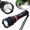 MAYITR Underwater XML T6 LED Flashlight 20000 Lumens Scuba Diving Lamp Torch Light For Outdoor Activities