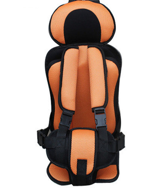 Kids Car Protection 0-6 Years Old Baby Car Seat,Portable and Comfortable Infant Safety Seat,Practical Baby Cushion