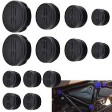 NICECNC פלסטיק 13 PCS מסגרת כובעי סט מסגרת חור כיסוי תקע עבור BMW R1200GS LC R 1200GS R 1200 GS הרפתקאות 2013 2014 2015 2016