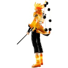 Uzumaki Naruto Six Fairy PVC Action Figure Model