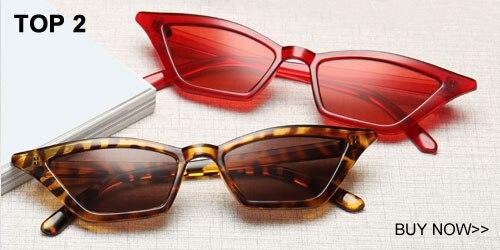 Cat eye Sunglasses Wanita Merek Designer Rimless Sunglass Vintage Cateye  Wanita Sun Kacamata Pria Cermin Lensa Kacamata eabc52b750
