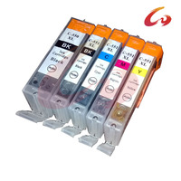 Free Shipping 5 PCS PGI 550 CLI 551 PGI550 Ink Cartridge For Canon PIXMA IP7250 MG6350