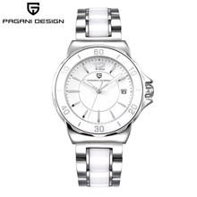 2019 Luxury Brand Pagani Design Watches Women Multifunctional Reloj Mujer Quartz Wrist Watch Sports Dive 30m relogio feminino